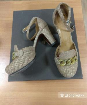 Туфли Chie Mihara, размер 37 (по стельке 24,5 см)