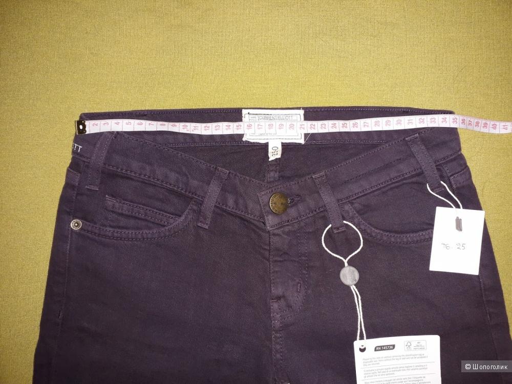 Джинсовые брюки CURRENT/ ELLIOTT, размер 25