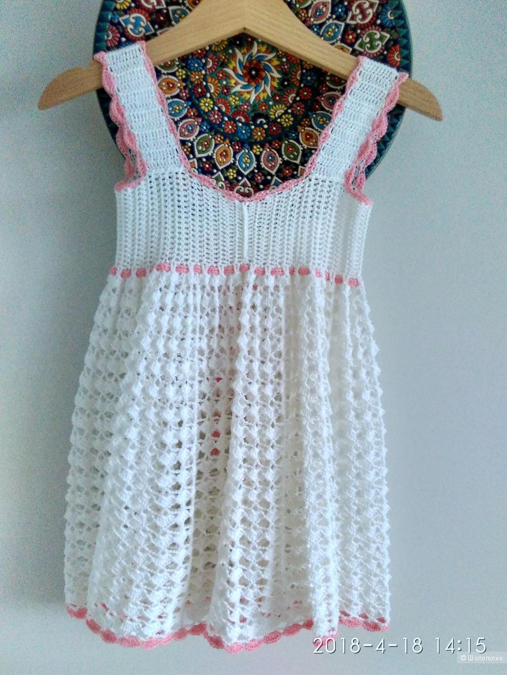 Платье 1,5 - 2 года
