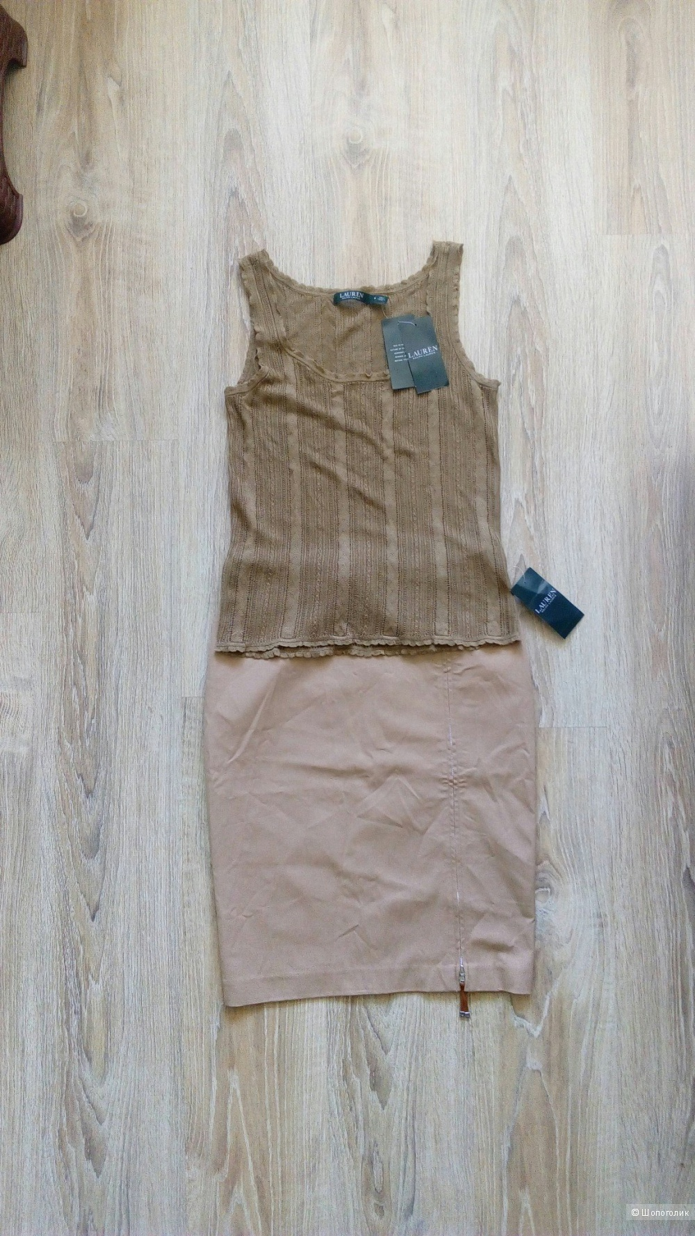 Топ Ralph Lauren, размер 46-48