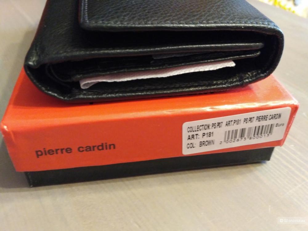 Мужской кошелек (портмоне) Pierre Cardin