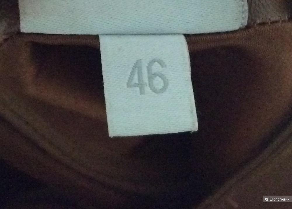 Кожаная юбка Alba Moda р.46 (на 50-52)