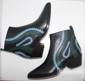 Ботинки Pinko 40 р.