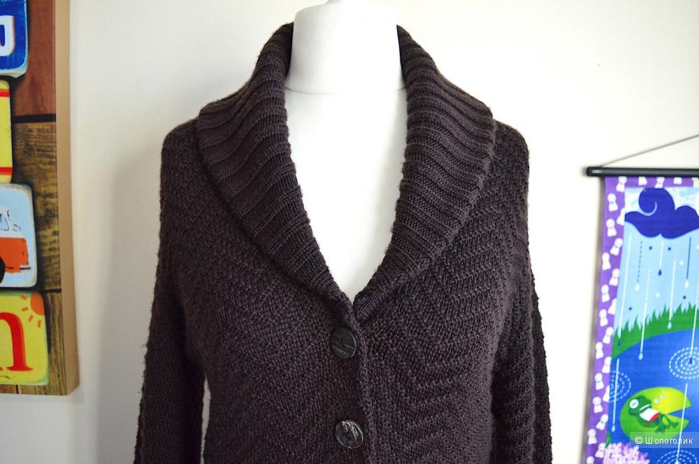 Karen Millen вязаное пальто-кардиган размер 2