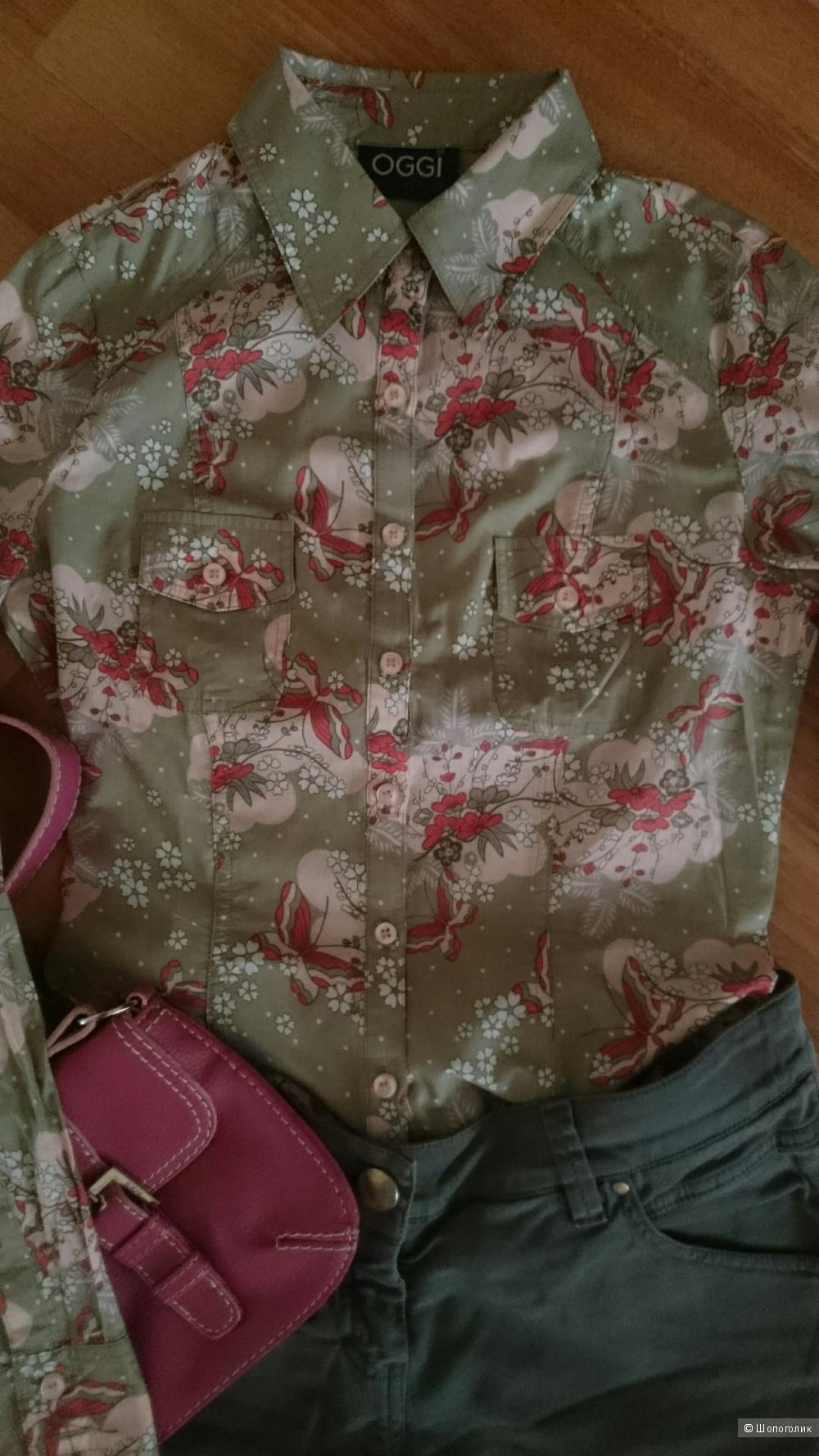 Рубашка Oggi,  размер S