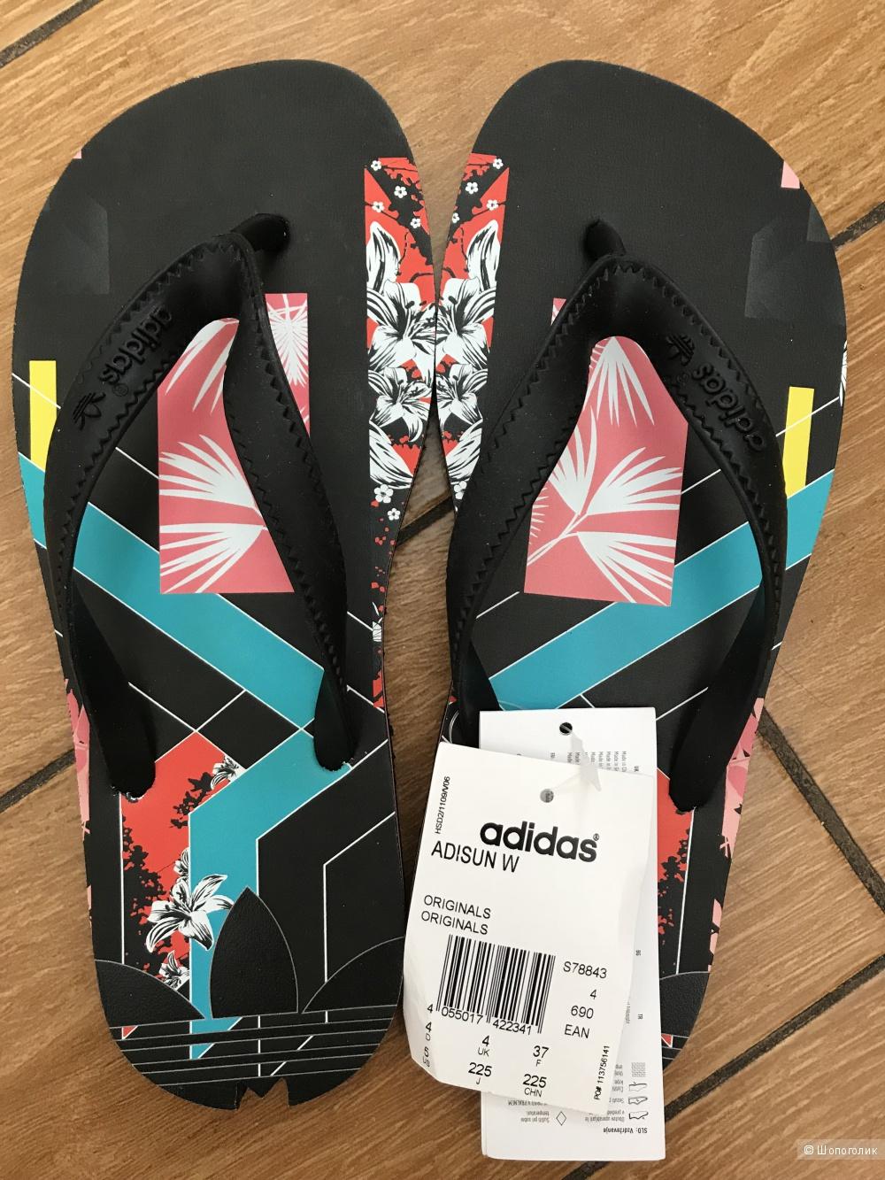 Сланцы Adidas Originals, 36 размер