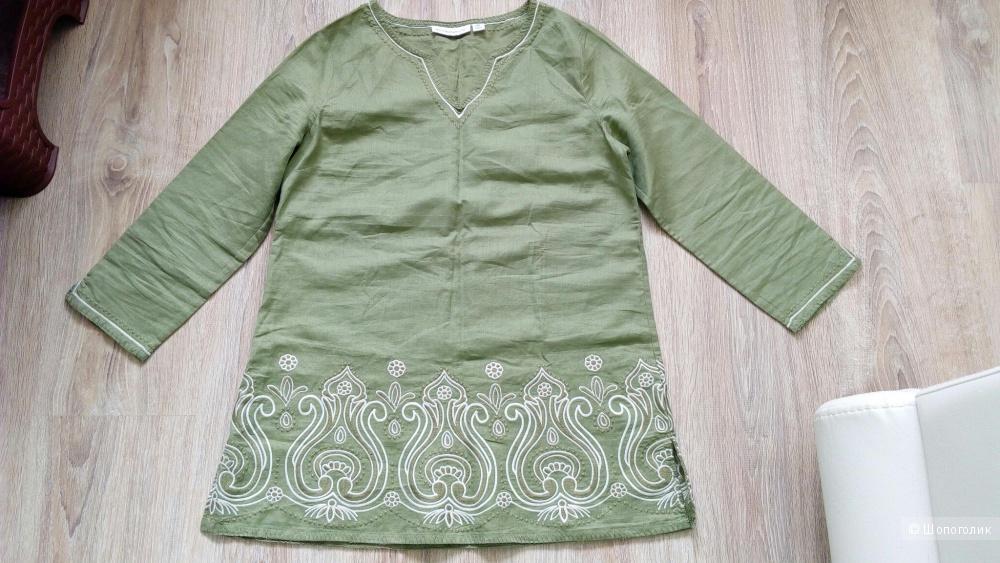 Блузка Isaac Mizrahi, размер 46