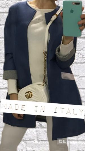 Тренч накидка SWETISSIMA ITALY, oversize