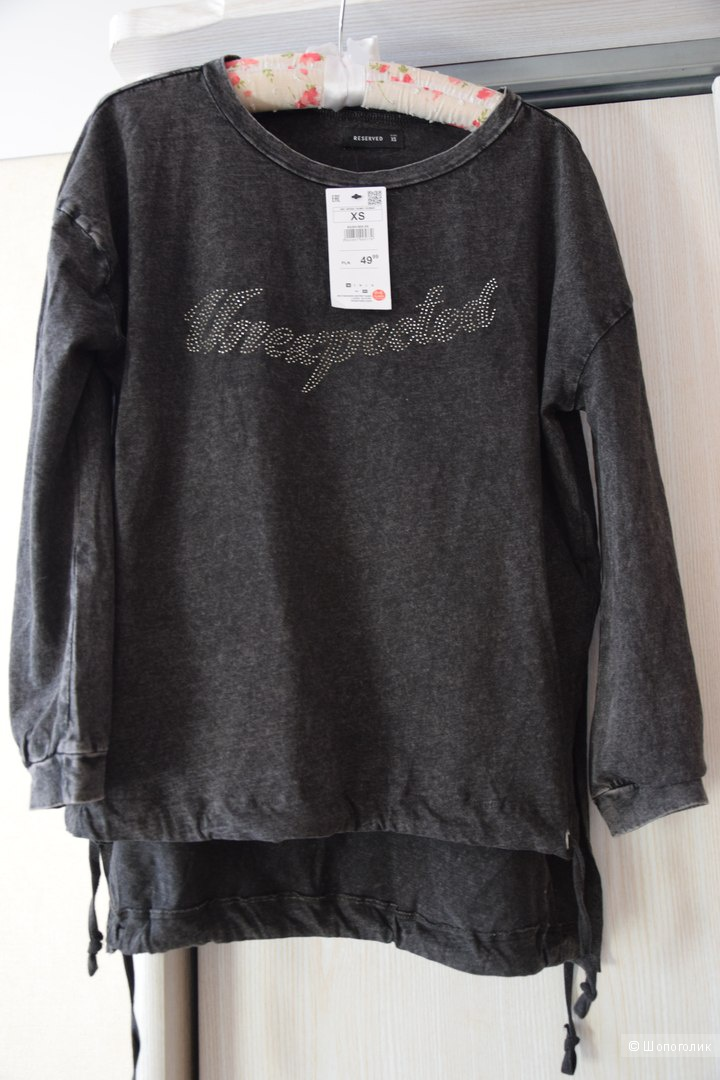 Кофта reserved, xs