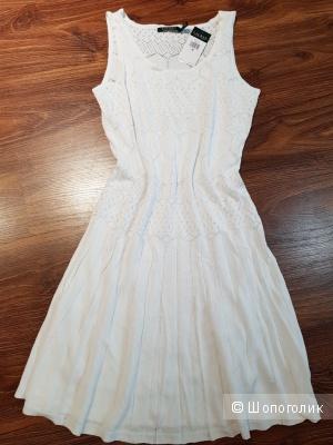 Ralph Lauren вязаное платье  р.46 (M)