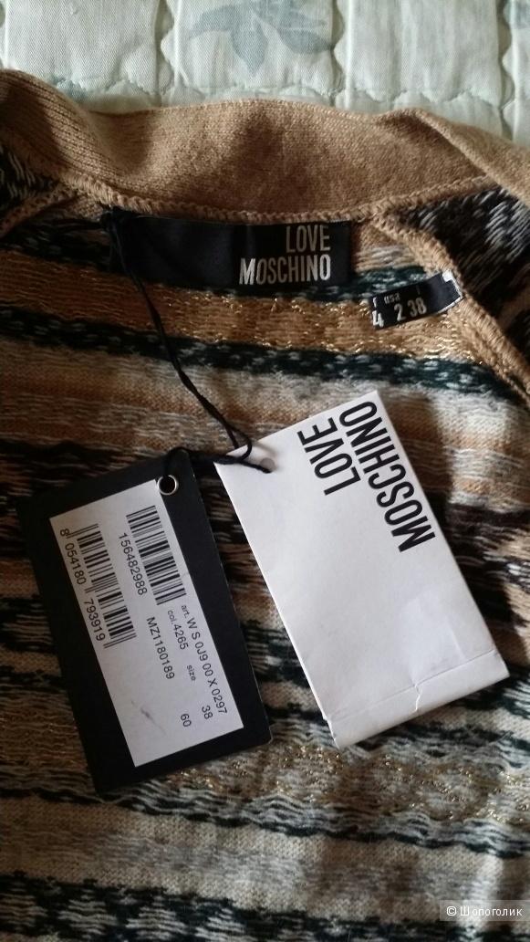 Кардиган Love Moschino размер 38IT