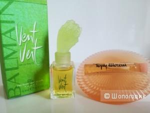 Миниатюра - Vent Vert Original Pierre Balmain - 4 мл.(+ комплимент)