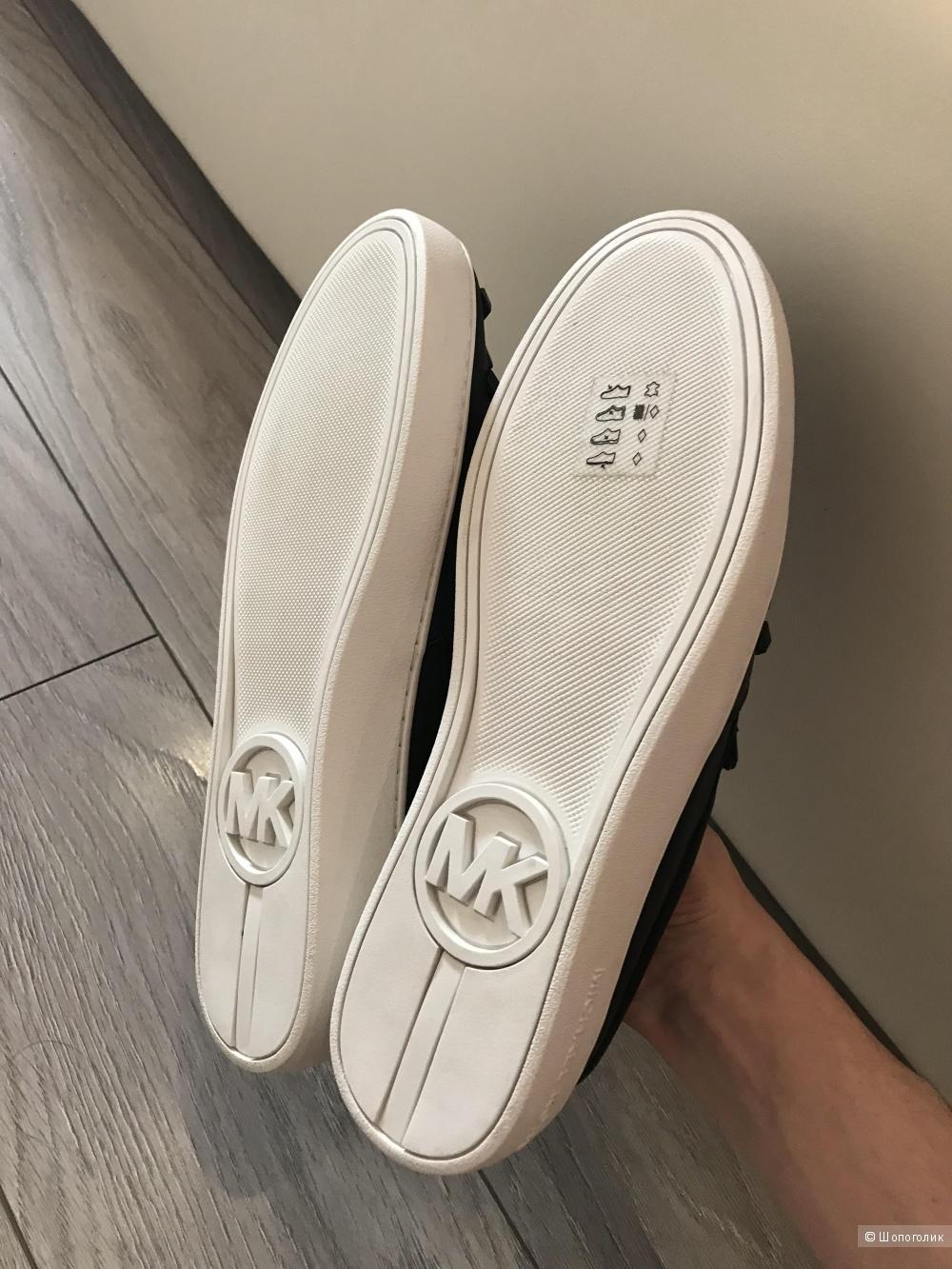 Слипоны женские Michael Kors, размер 10 (41)