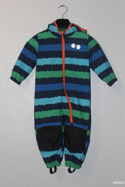 Детский комбинезон  из софтшелл размер 3Т
