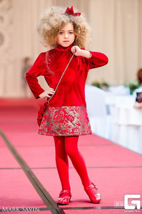 Платье для девочки De Salitto р.130