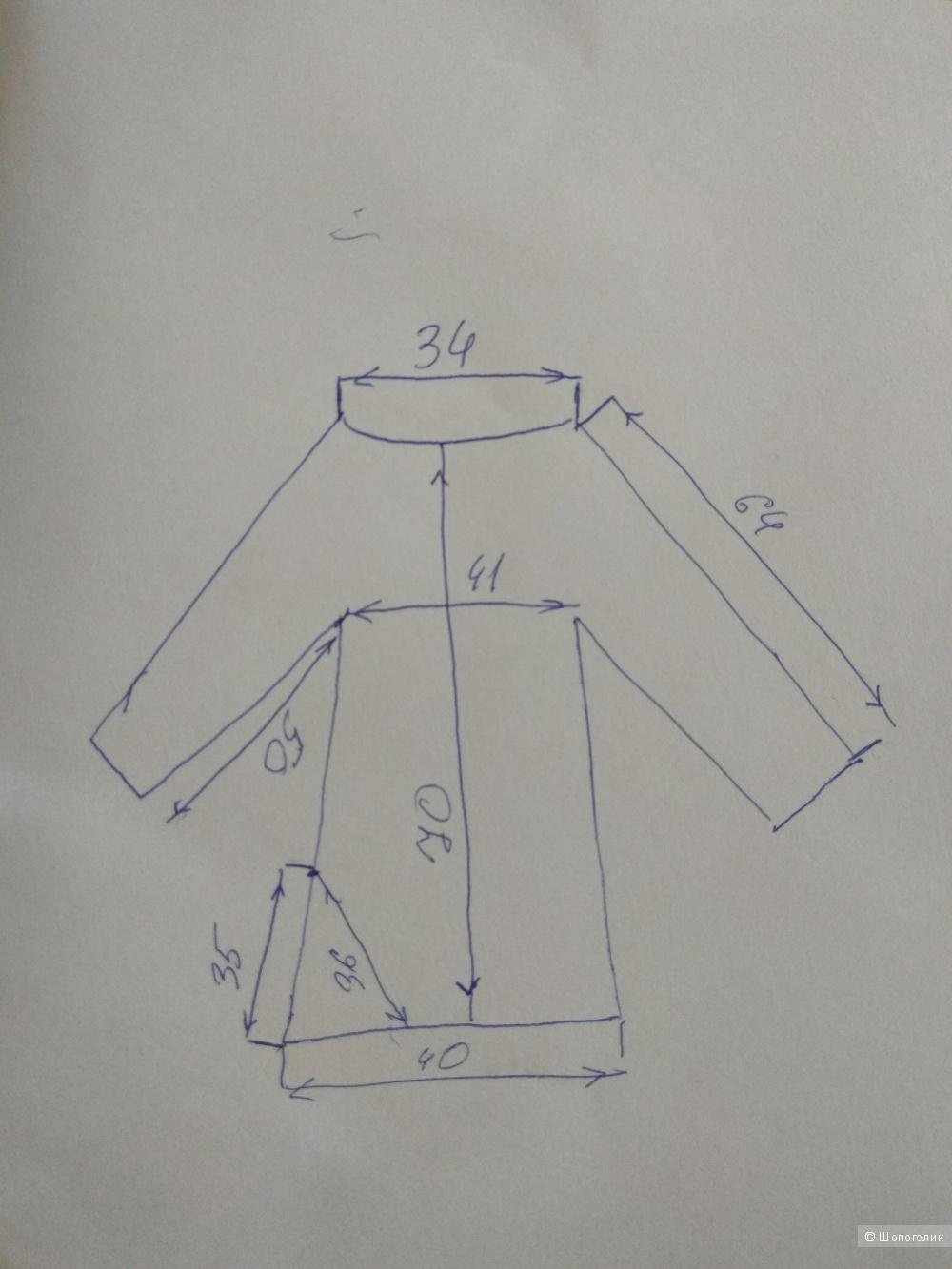Кашемировый джемпер  DUFFY размер S,(42-44)