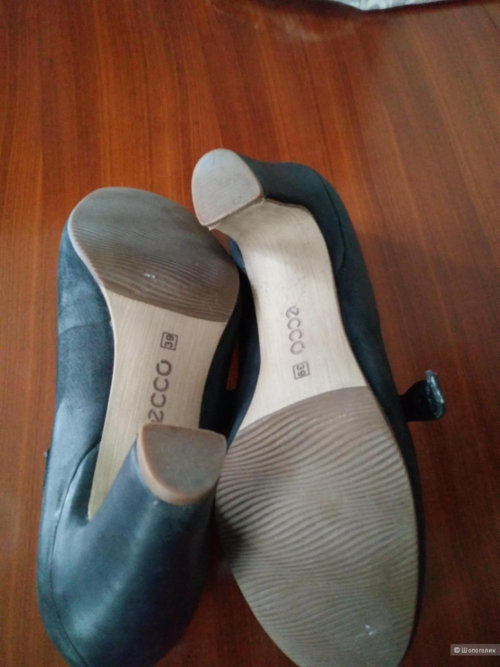 Туфли Экко 39