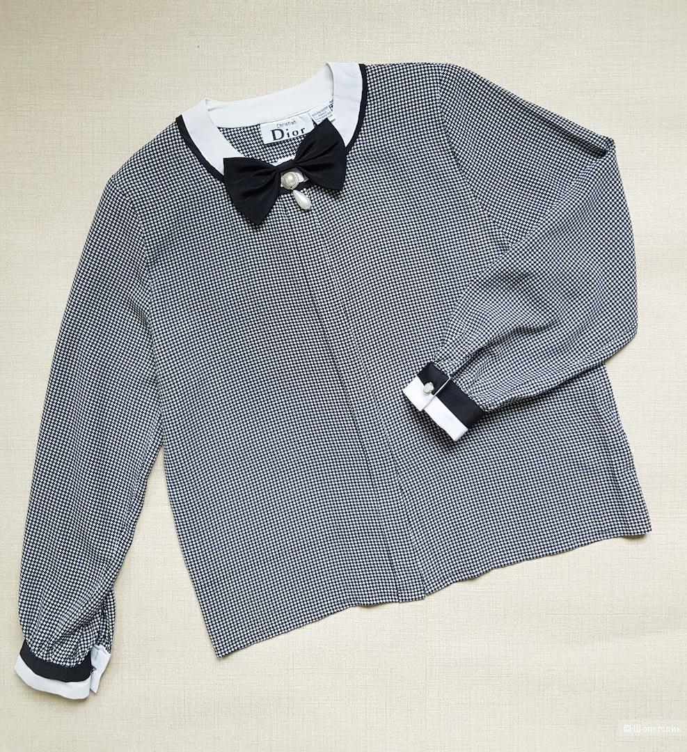 Блузка Christian Dior размер 46-48