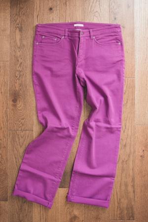 Женские брюки-джинсы Jones р. 46-48