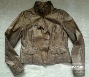 Кожаная куртка MORGAN DE TOI 46IT на р.46-48