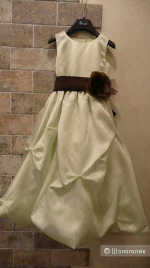 Нарядное платье Blossom 5л