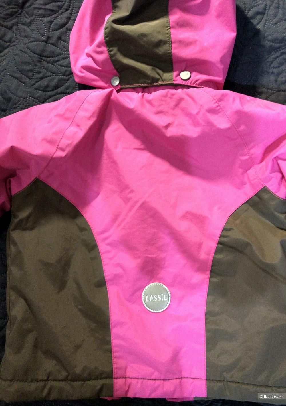 Куртка детская Lassie, размер 80