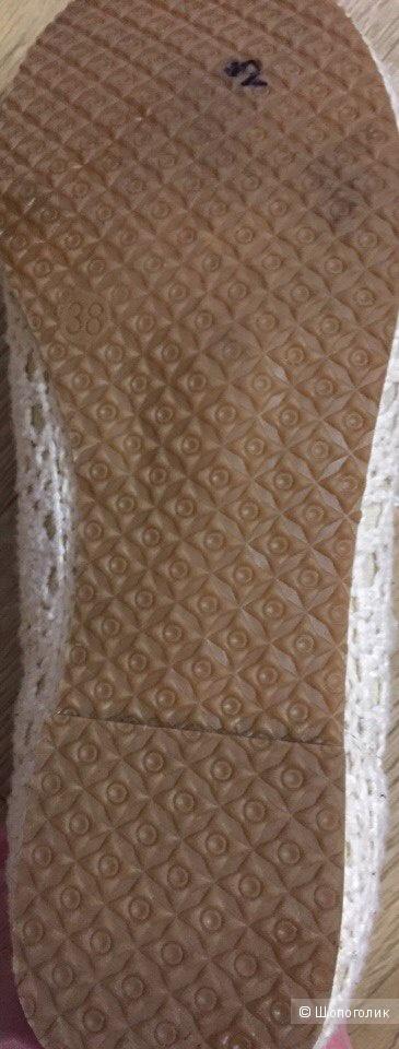 Балетки Graceland 38 размер