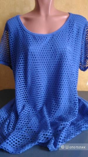 Блузка-туника,ноунейм,52-54