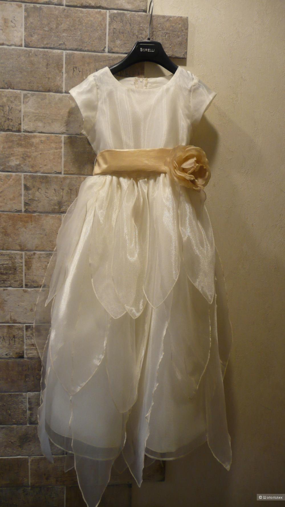 Нарядное платье Blossom 7л