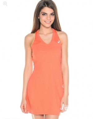 Теннисное платье Asics, размер L-XL