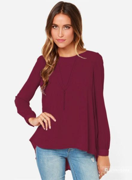 Блуза-туника gina tricot, размер 48-50-52
