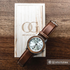 Часы 6040 от Original Grain.