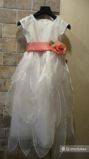 Нарядное платье Blossom 6л