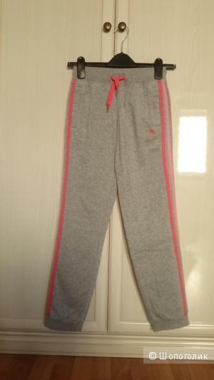 Спортивные брюки ADIDAS для девочки,  размер 11-12 Y