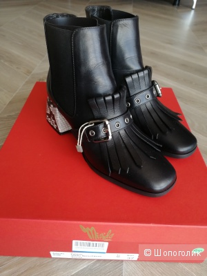 Ботинки Mivida 37 размер