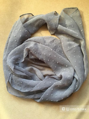 Легкий шарф Dulanna , размер 45х160.