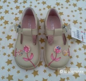 Туфли для девочки. Dpam 27 размер