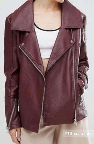 Кожаная куртка Urbancode размер 44/46