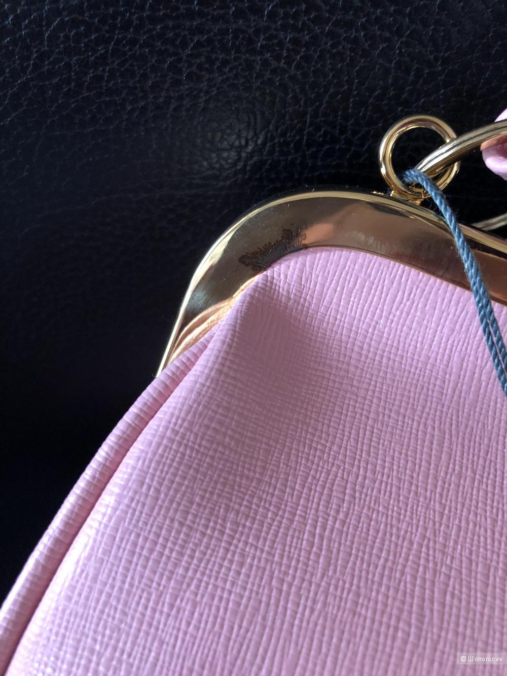 Кожаная сумка NARDELLI