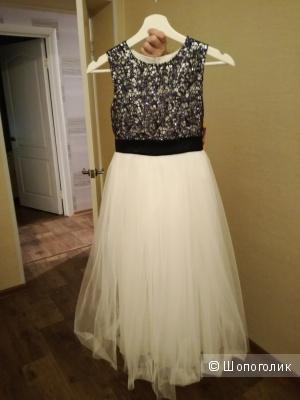 Платье для девочки 9-10 лет,Bonna Maria