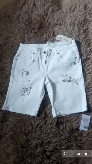 Джинсовые шорты Miss grant 12-13 лет