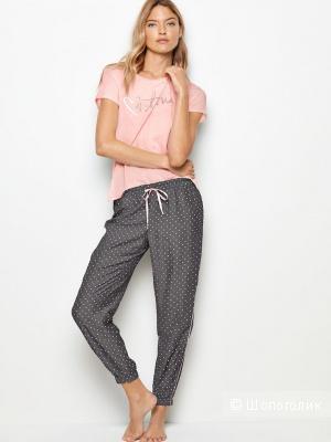 Пижама Victoria`s Secret штаны S майка М