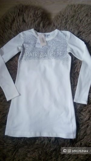 Топ-туника Patrizia Pepe, размер 12-14 лет