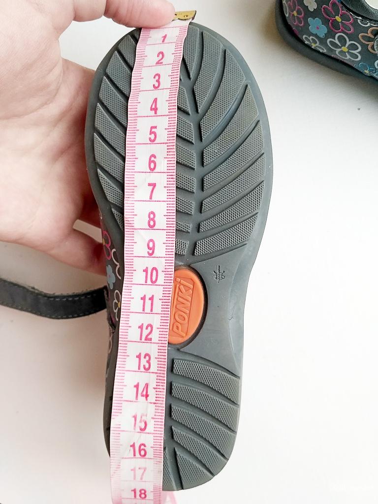 Туфельки Ponki, 26-27 размер