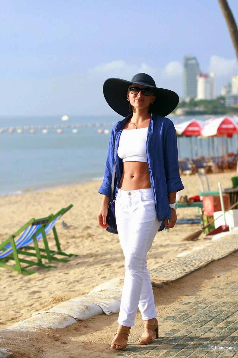 Белые джинсы GARDEUR, размер нем. 40