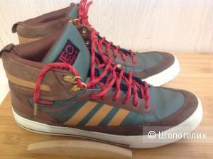 Кеды мужские Adidas Neo, 45 размер