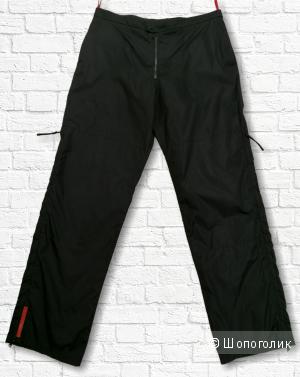 Спортивные штаны. Брюки. Prada Sport/Linea Rossa.50/52