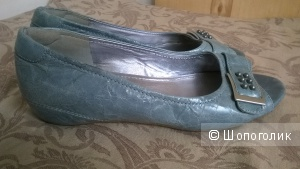 Туфли босоножки балетки ECCO р.39