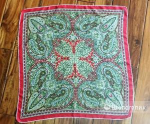 Шелковый платок Danielle Monti  76 см на 76 см