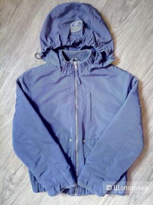 Демисезонная куртка для мальчика Нахаленок, 8-10 лет (128-134 см)